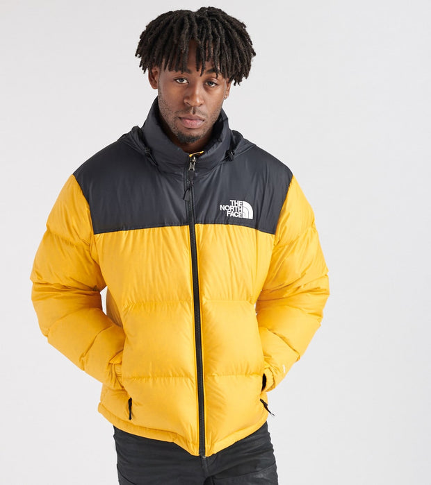 The North Face  1996 Retro Nuptse Jacket  Yellow - NF0A3C8D-70M | Jimmy Jazz