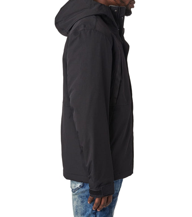 The North Face  Stetler Insulated Rain Jacket  Black - NF0A3EQ8-UF4 | Jimmy Jazz