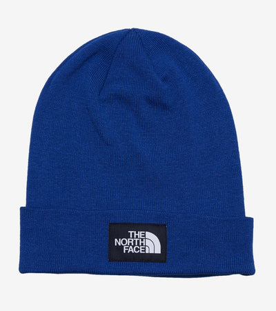 The North Face  Dock Worker Beanie  Blue - NF0A3FNT-EF1 | Jimmy Jazz