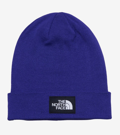 The North Face  Dock Worker Beanie  Purple - NF0A3FNT-V0G | Jimmy Jazz