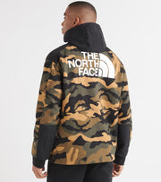 The North Face  Graphic Collection Pullover Hoodie        Green - NF0A3XB2-FQ9 | Jimmy Jazz