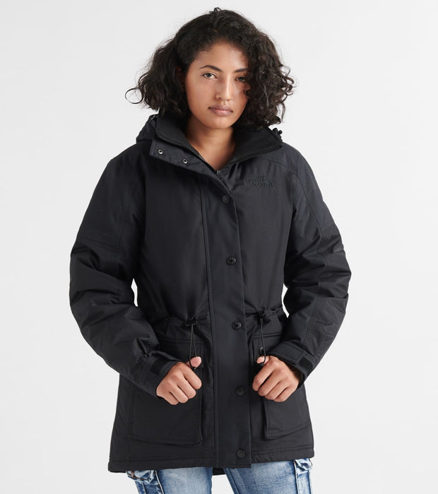 The North Face  Reign On Down Parka  Black - NF0A3XDI-JK3 | Jimmy Jazz