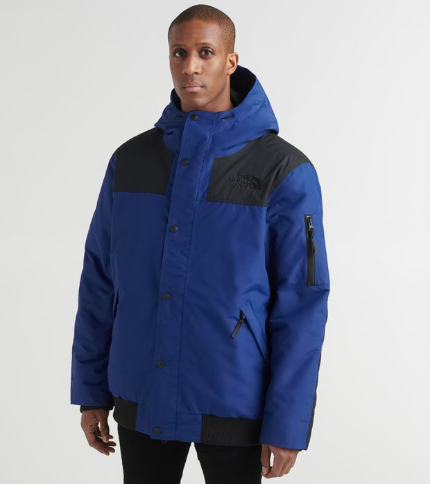 The North Face  Newington Jacket  Blue - NF0A3XDY-N8E | Jimmy Jazz