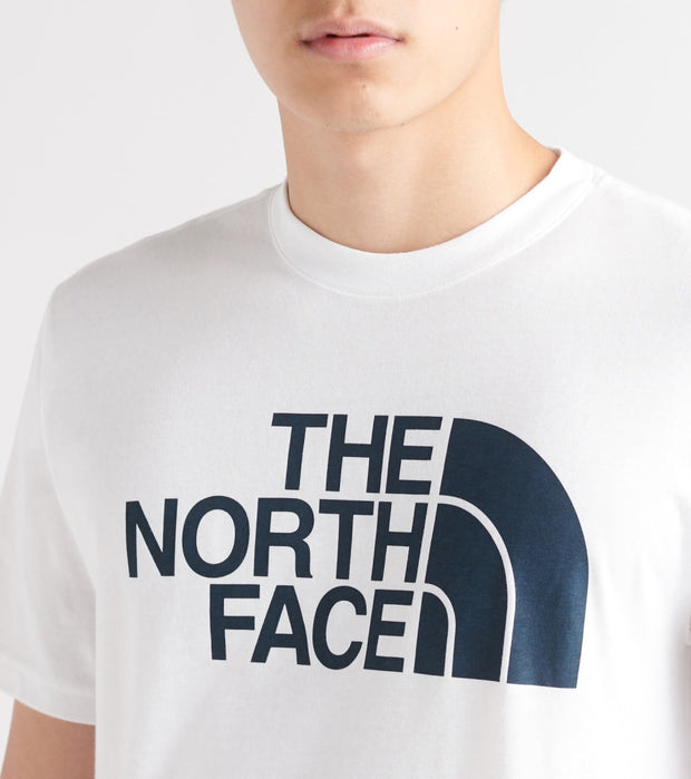 The North Face  Half Dome Short Sleeve Tee  White - NF0A46ZR-LA9 | Jimmy Jazz
