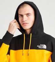 The North Face  Heavyweight Reverse Weave Hoodie  Black - NF0A4747-AGG | Jimmy Jazz