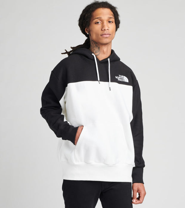 The North Face  Heavyweight Reverse Weave Hoodie  Black - NF0A4747-KY4 | Jimmy Jazz
