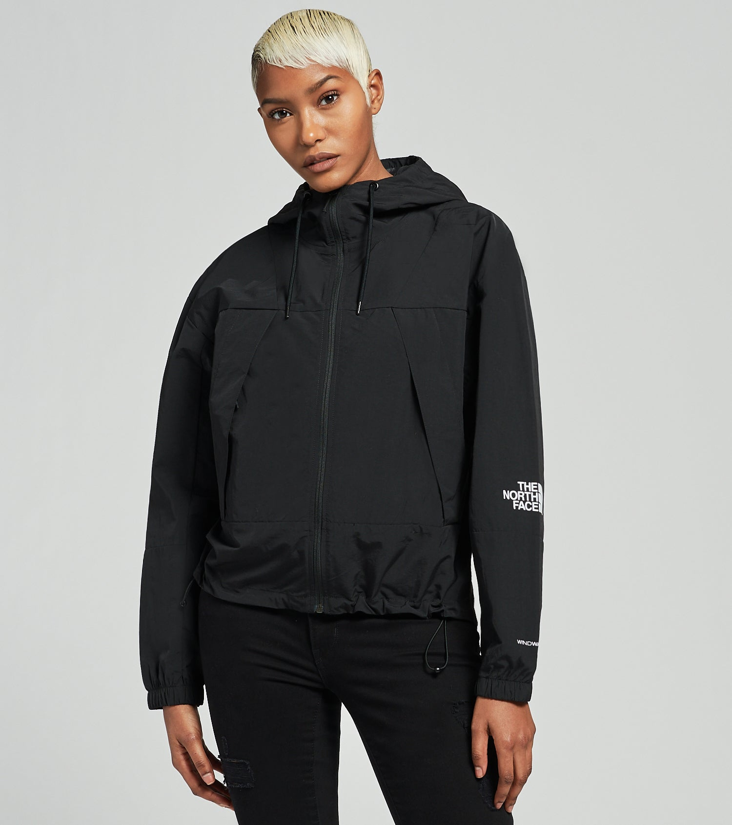 The North Face  Peril Wind Jacket  Black - NF0A4AFS-JK3 | Jimmy Jazz