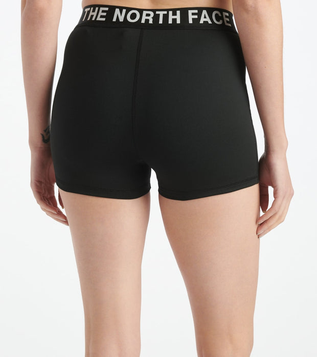 The North Face  Essential Shorty Short  Black - NF0A4CKB-JK3 | Jimmy Jazz