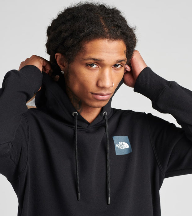 The North Face  2.0 Box Pullover Hoodie  Black - NF0A4M4G-JK3 | Jimmy Jazz