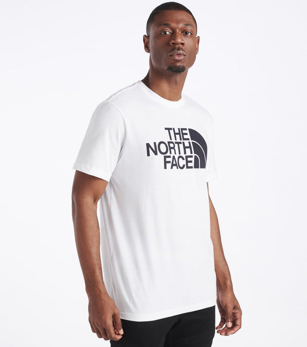 The North Face  Half Dome Short Sleeve Tee  White - NF0A4M4P-FN4 | Jimmy Jazz