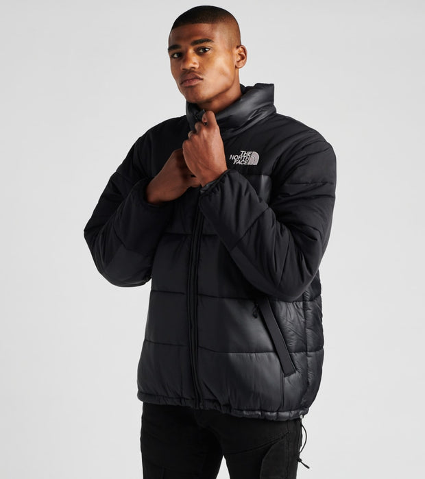 The North Face  Himalayan Insulated Jacket  Black - NF0A4QYZ-JK3 | Jimmy Jazz