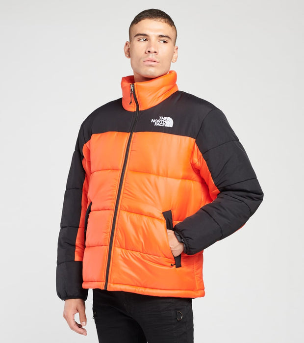 The North Face  Himalayan Insulated Jacket  Orange - NF0A4QYZ-R15 | Jimmy Jazz