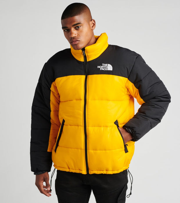 The North Face  Himalayan Insulated Jacket  Gold - NF0A4QYZ-ZU3 | Jimmy Jazz