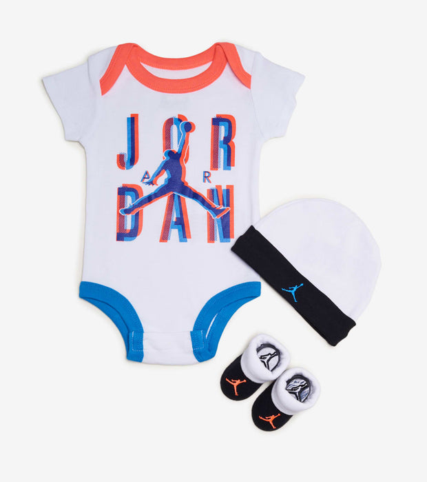 Jordan  Space Exploration 3 Piece Set  White - NJ0420-001 | Jimmy Jazz