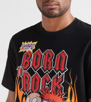 Freeze  Rugrats Born to Rock Tee  Black - NK10032-BLK | Jimmy Jazz