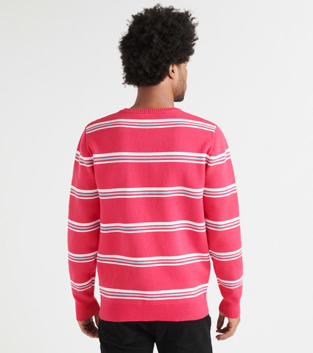 Freeze  Cool Tommy Striped Sweater  Pink - NK50051-PNK | Jimmy Jazz