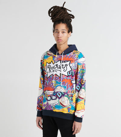 Freeze  Rugrat Heads Hoody  Multi - NK50057-MUL | Jimmy Jazz