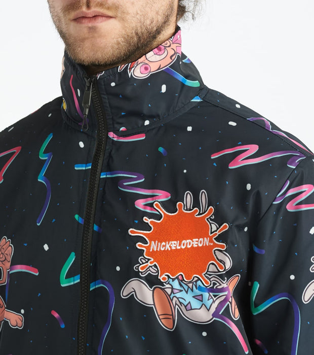 Freeze  Party Popper Windbreaker  Multi - NK60059-MUL | Jimmy Jazz