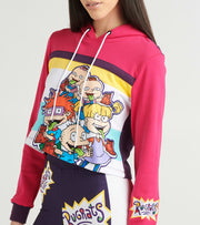 Freeze  Rugrats Crew Cropped Hoodie  Multi - NKC0046-MUL | Jimmy Jazz