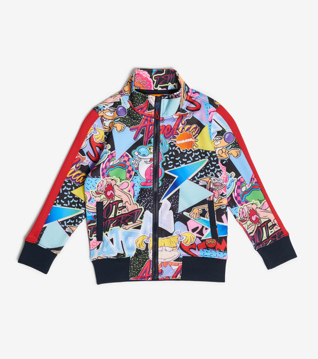 Freeze  Boys I Love the 90s Track Jacket  Multi - NKP0120K-MUL | Jimmy Jazz