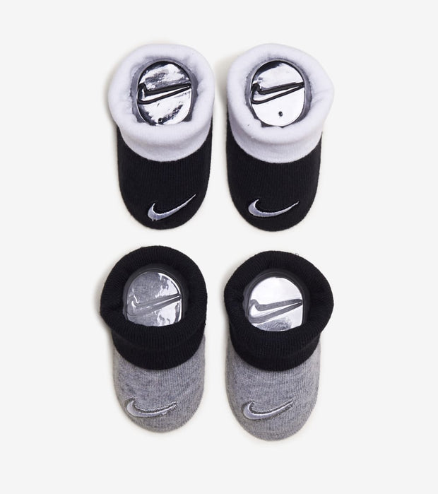 Nike  Swoosh Booties 2 Pack  Grey - NN0051-G0E | Jimmy Jazz