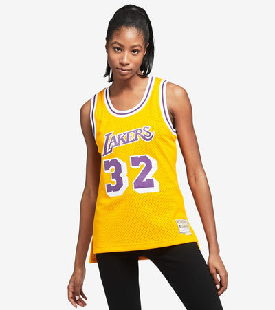 Mitchell And Ness  Swingman Johnson Jersey  Gold - NNBJEL18120-EJH | Jimmy Jazz