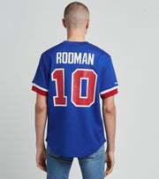 Mitchell And Ness  Detroit Pistons Dennis Rodman 10 Jersey  Blue - NNMPSC19040DPI-ROYA | Jimmy Jazz