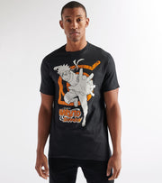 Ripple Junction  Naruto Tee  Black - NSAS2059-BLK | Jimmy Jazz
