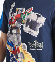 Freeze  Voltron Tiger Fist Tee  Blue - NV10002-BLU | Jimmy Jazz