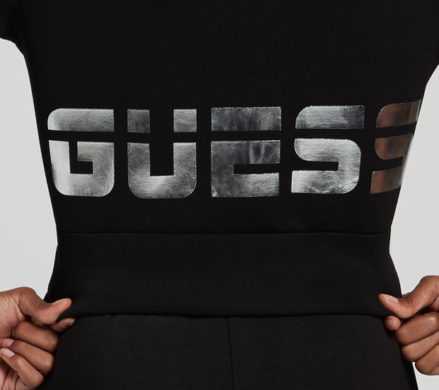 Guess  Zip-Up Jacket  Black - O02Q01K7UW0-A996 | Jimmy Jazz