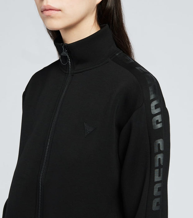 Guess  Tape Track Top  Black - O1RA30K7UW0-JBLK | Aractidf