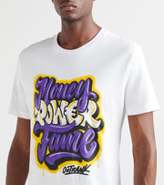 Outrank  Money Power Tee  White - OR810-WHT | Jimmy Jazz