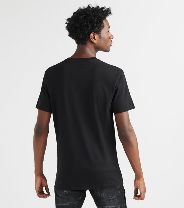 Outrank  Camo Sucker Tee  Black - OR866-BLK | Jimmy Jazz