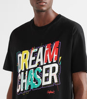 Outrank  Dream Chaser Tee  Black - OR877-BLK | Jimmy Jazz