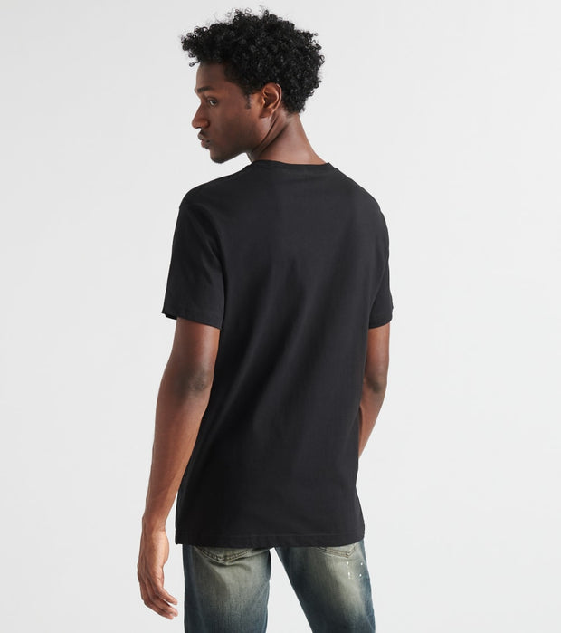 Outrank  Flex up Tee  Black - OR929-BLK | Jimmy Jazz
