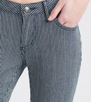 Essentials  Engineer Striped Pants  Multi - P22886SK-PIN | Jimmy Jazz