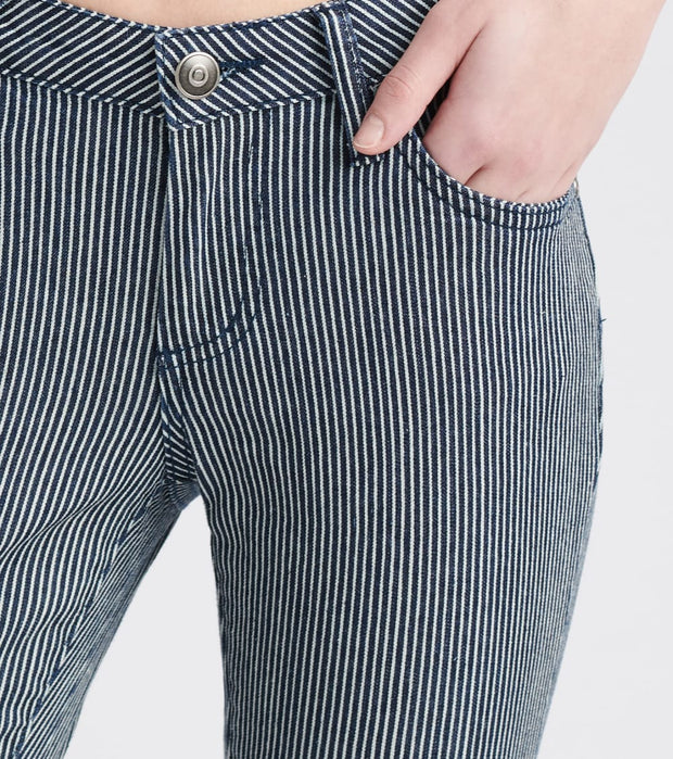 Essentials  Engineer Stripe Pant  Multi - P22886SK-PIN | Jimmy Jazz