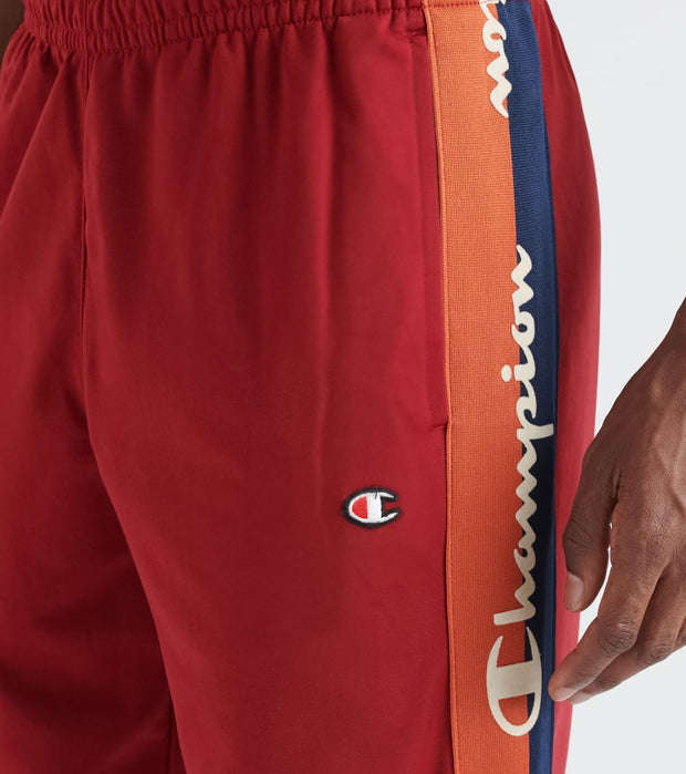 Champion  Track Pant With Taping  Red - P3378-7T | Jimmy Jazz