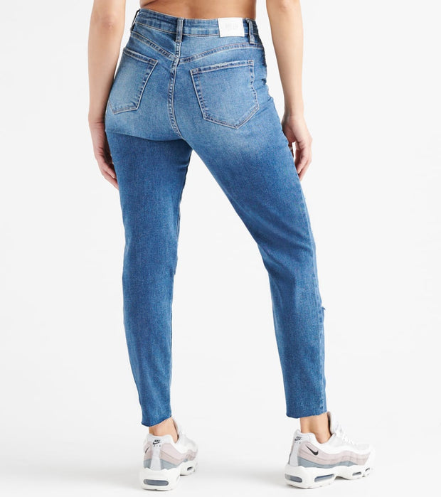 Essentials  All-Over Destruction Jeans  Blue - P934368-M987 | Jimmy Jazz