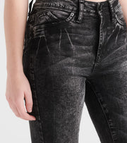Essentials  Luxe Lift Skinny Jean  Black - P937446-W1328 | Jimmy Jazz