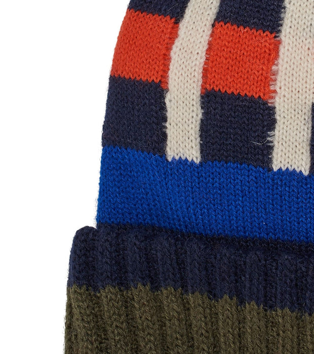 Polo Ralph Lauren  Hi Tech Cuff Beanie  Green - PC0276-306 | Jimmy Jazz