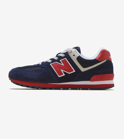 New Balance  574  Navy - PC574MUA | Jimmy Jazz