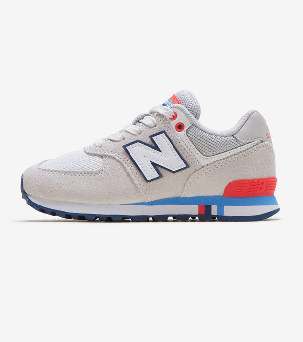New Balance  574 Lifestyle Shoe  Grey - PC574NCR | Jimmy Jazz