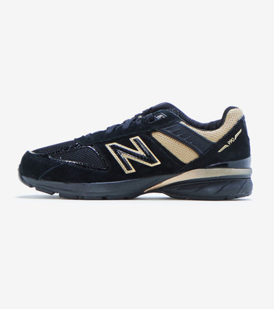 New Balance  990v5  Black - PC990BHM | Jimmy Jazz