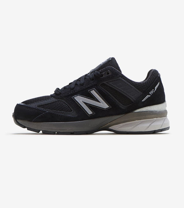New Balance  990v5  Black - PC990BK5 | Jimmy Jazz