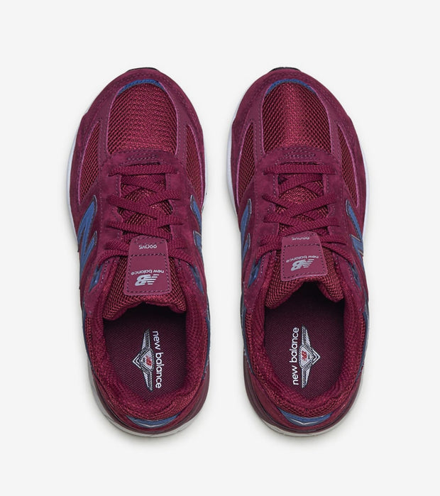 New Balance  990 V5  Burgundy - PC990BU5 | Jimmy Jazz