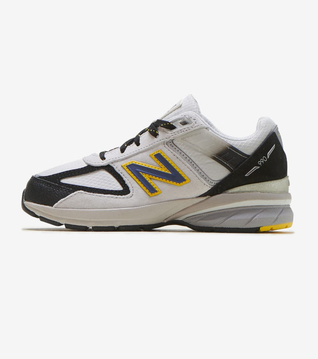 New Balance  990 V5  Grey - PC990SB5 | Jimmy Jazz
