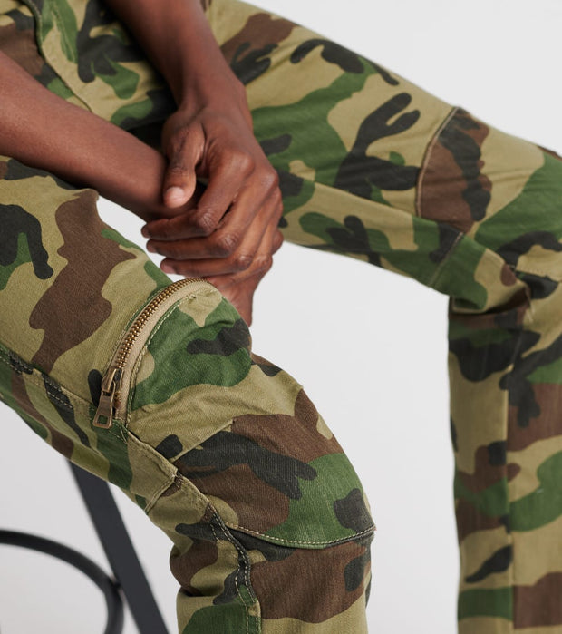 Decibel  Fashion Camo Pants  Camo - PJ18052-WCM | Jimmy Jazz