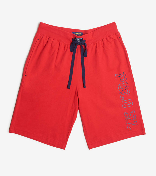 Polo  Logo Shorts  Red - PK21SR-1YK | Jimmy Jazz