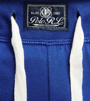 Polo  Logo Shorts  Blue - PK21SR-AW5D | Jimmy Jazz